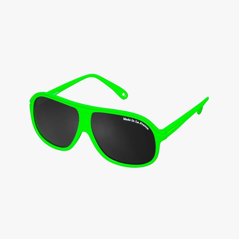 lunettes-soleil-milf-enfant-yaelle-vert-fluo