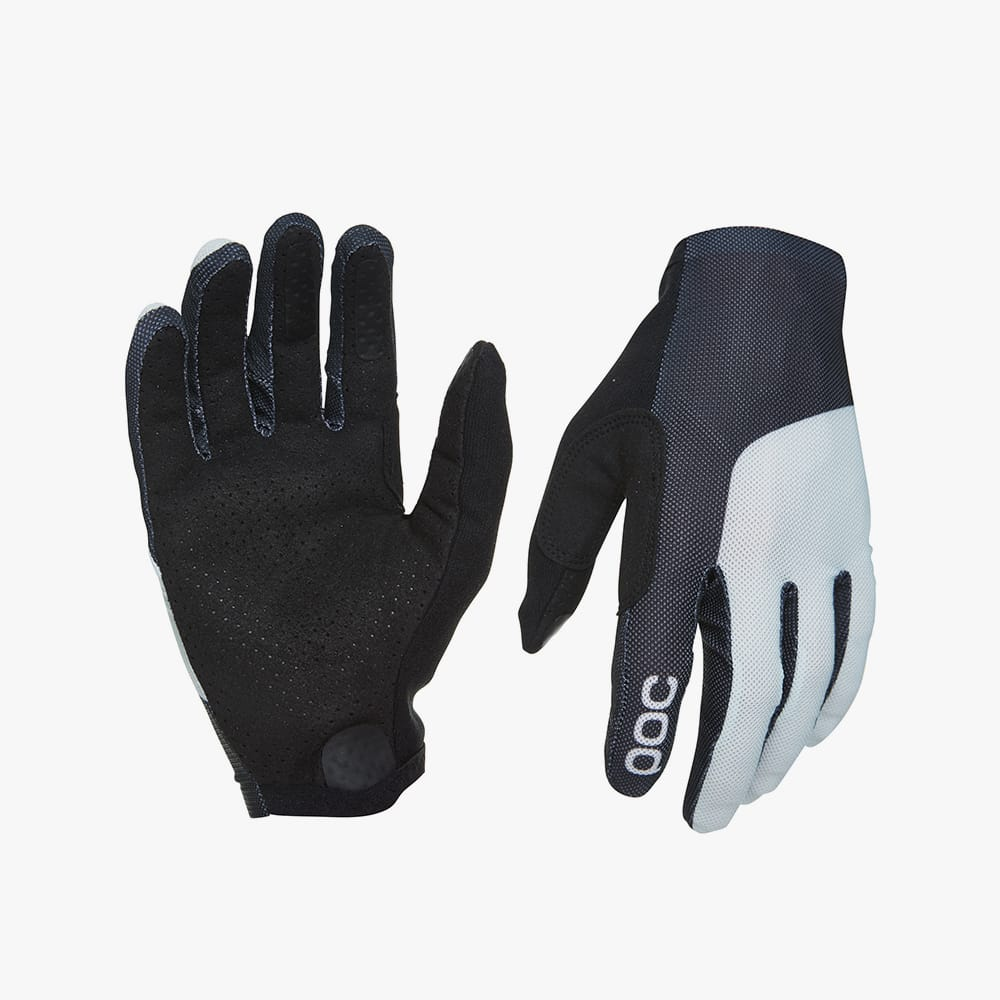 POC-Essential-Mesh-Glove-Black-Grey